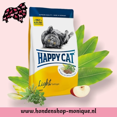Happy Cat Adult Light 4 kg.