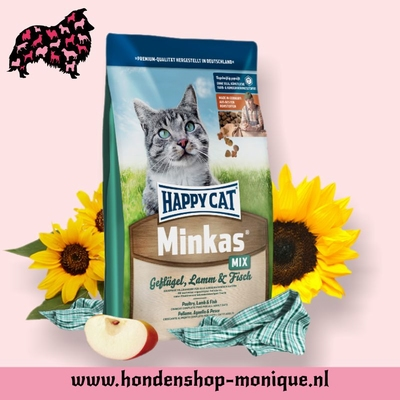 Happy Cat Minkas Mix 10 kg.