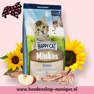Happy Cat Minkas Kitten 10 kg.