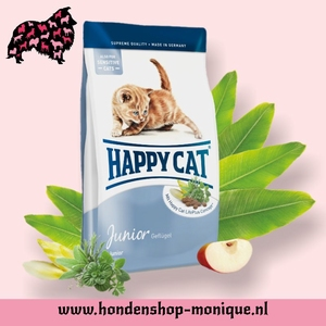Happy Cat Supreme Junior 10 kg.