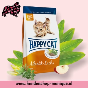 Happy Cat Supreme Adult  Atlantik-Lachs 1,4 kg.