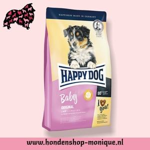 Happy dog Baby Original 4 kg.